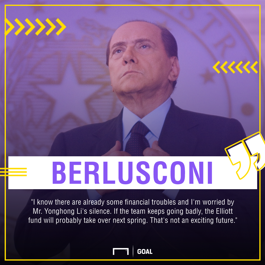 Silvio Berlusconi AC Milan PS