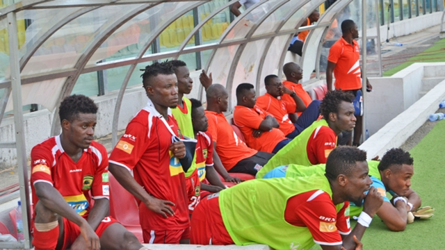 CAF Confederation Cup: Asante Kotoko suffer painful defeat to 10-man Nkana FC