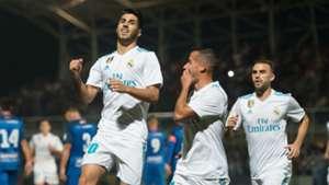Marco Asensio Real Madrid Fuenlabrada Copa del Rey
