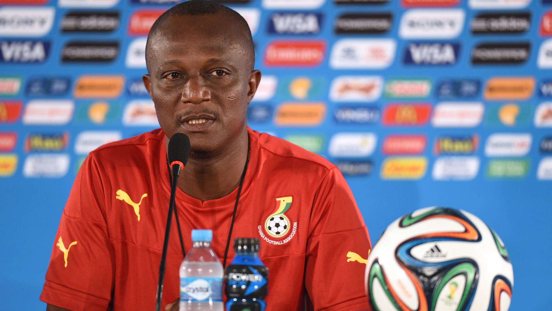 Ghana's 2018 FIFA World Cup dream suffers set back