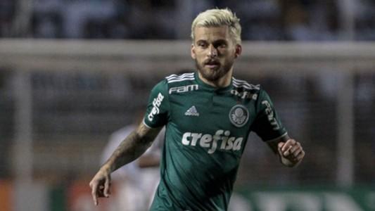 Lucas Lima Santos Palmeiras Brasileirao Serie A 19072018