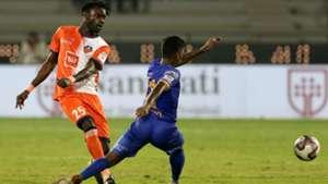 Mourtada Fall Mumbai City FC Goa ISL 5 02012019