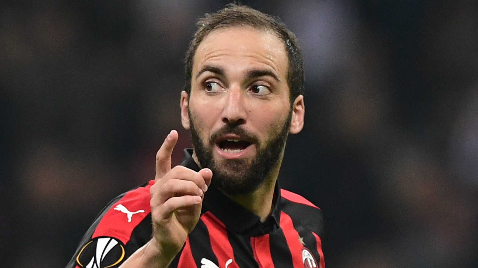 Chelsea willing to make swap proposal for AC Milan striker Higuain