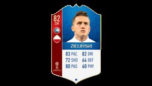 FIFA 18 UEFA World Cup Ratings Zielinski