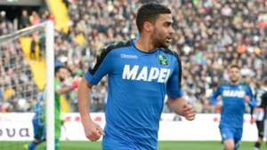 Gregoire Defrel Udinese Sassuolo Serie A 02192017