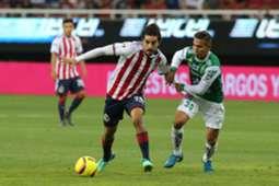 Rodolfo Pizarro Liga MX Chivas