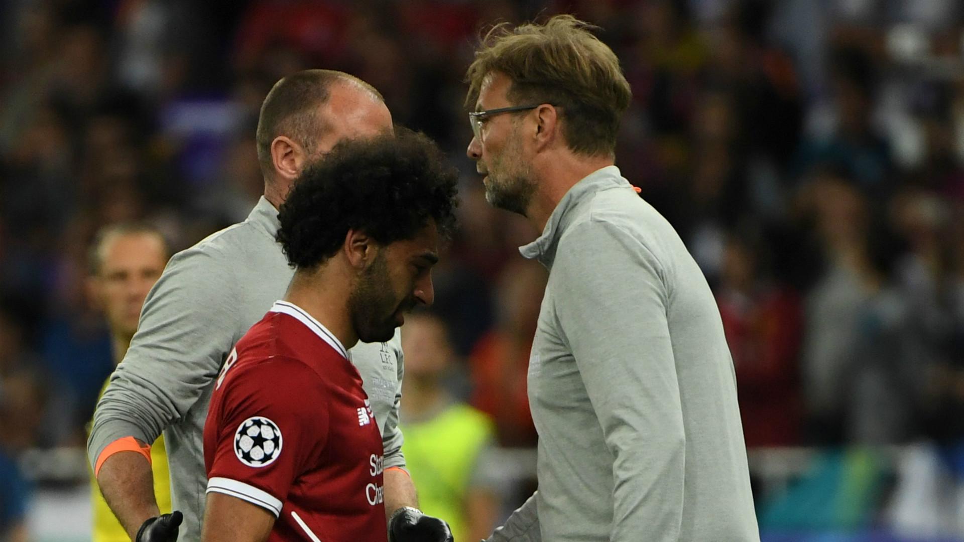 Jurgen Klopp slams Sergio Ramos  Liverpool boss unhappy with ... 76c88bf21