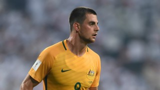 Tomi Juric United Arab Emirates v Australia World Cup qualifying 06092016