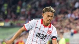 2017-02-24 Usami takashi Fortuna Duesseldorf