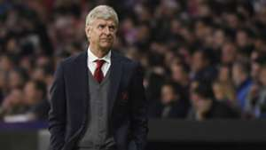 Arsene Wenger Arsenal Atletico Madrid Europa League