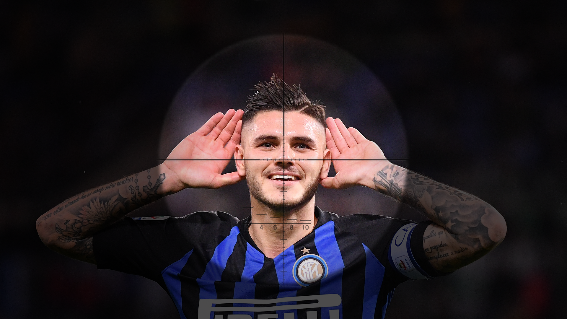 Mauro Icardi blasts rumours that he will change his agent