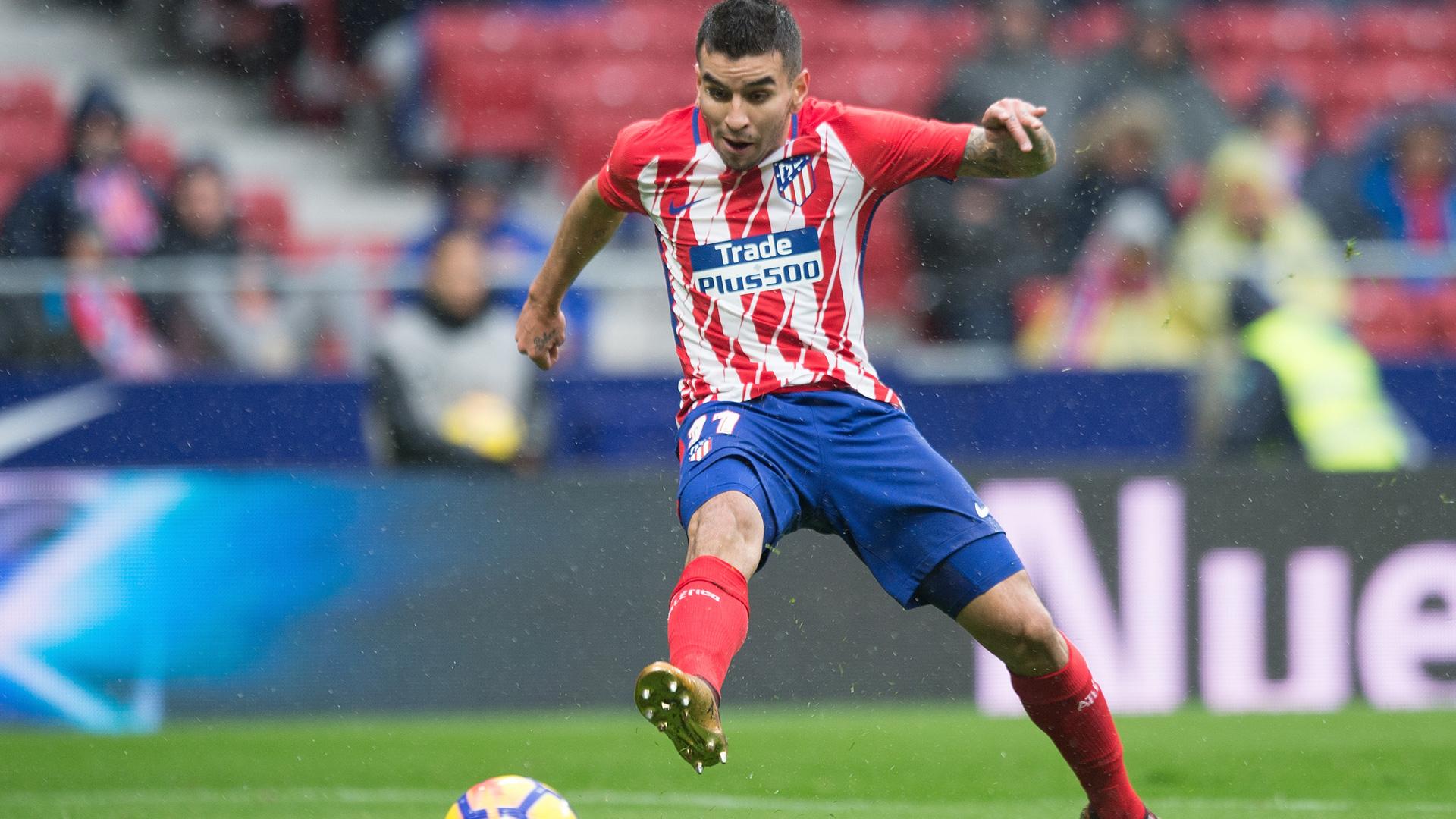 Angel Correa Atletico Madrid LaLiga Getafe 0117