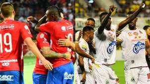 Independiente Medellín Deportes Tolima Liga Águila 2018