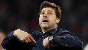 Mauricio Pochettino Ajax Tottenham 08052019