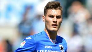 GERMANY ONLY: PATRIK SCHICK SAMPDORIA