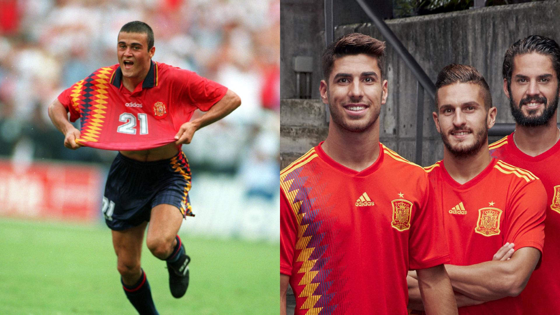 España 1994-2018