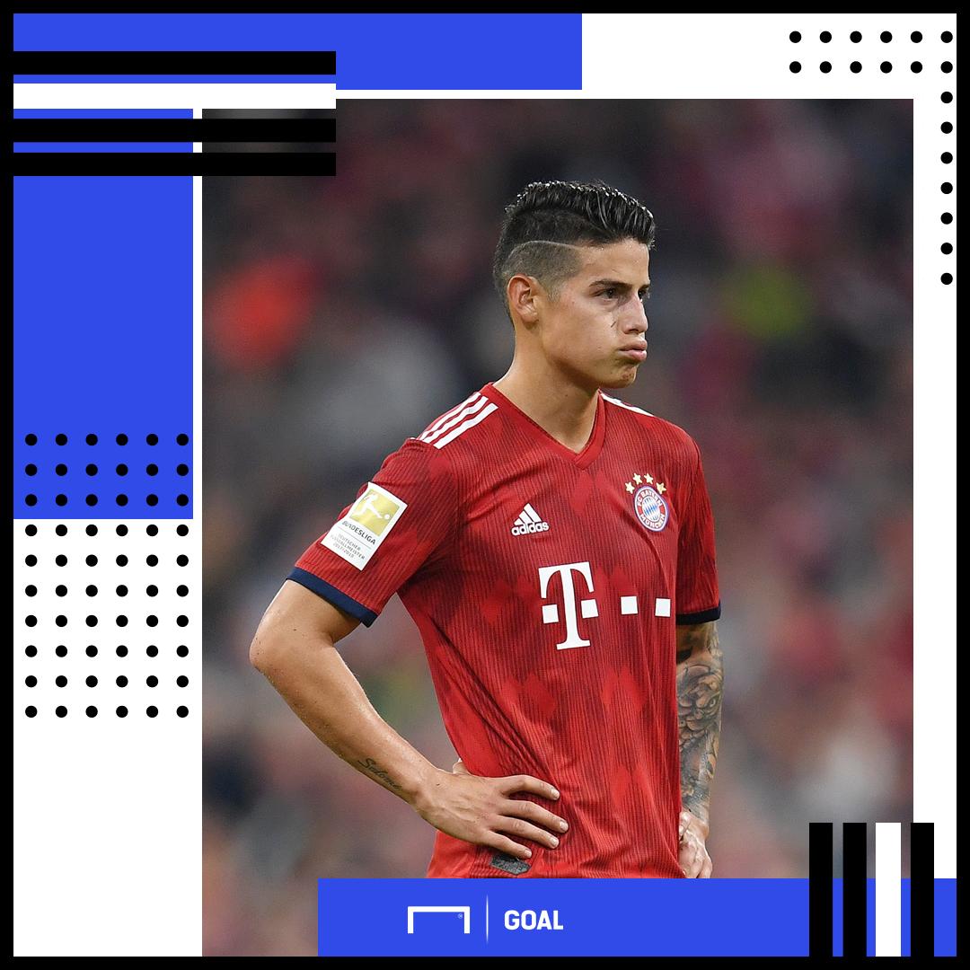 James Rodriguez Bayern Munich PS