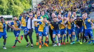 DAC Dunaszerdahely ünneplés