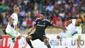 Thembinkosi Lorch, Solomon Mathe and Vuyo Mere