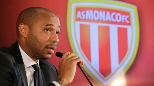 Thierry Henry Monaco Ligue 1