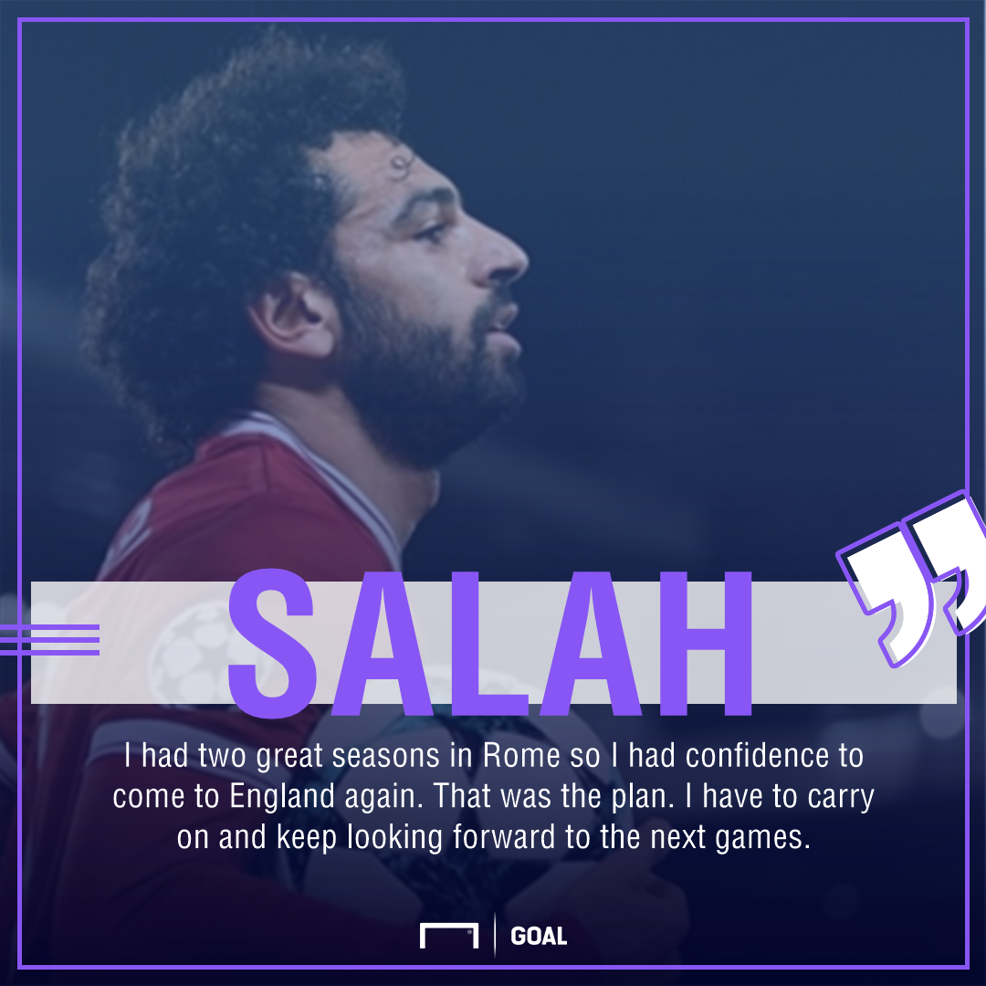 Mohamed Salah - PS