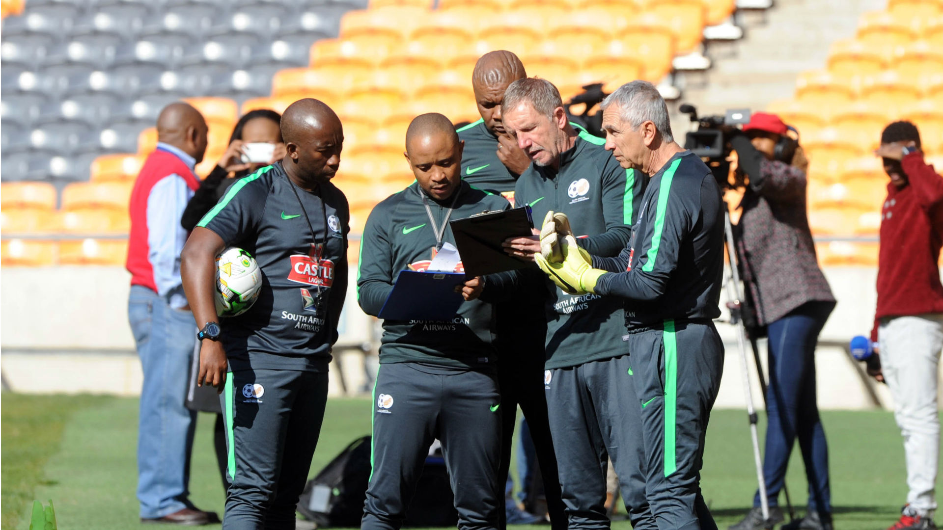 Safa opt not to appeal Fifa's Bafana replay ruling… for now