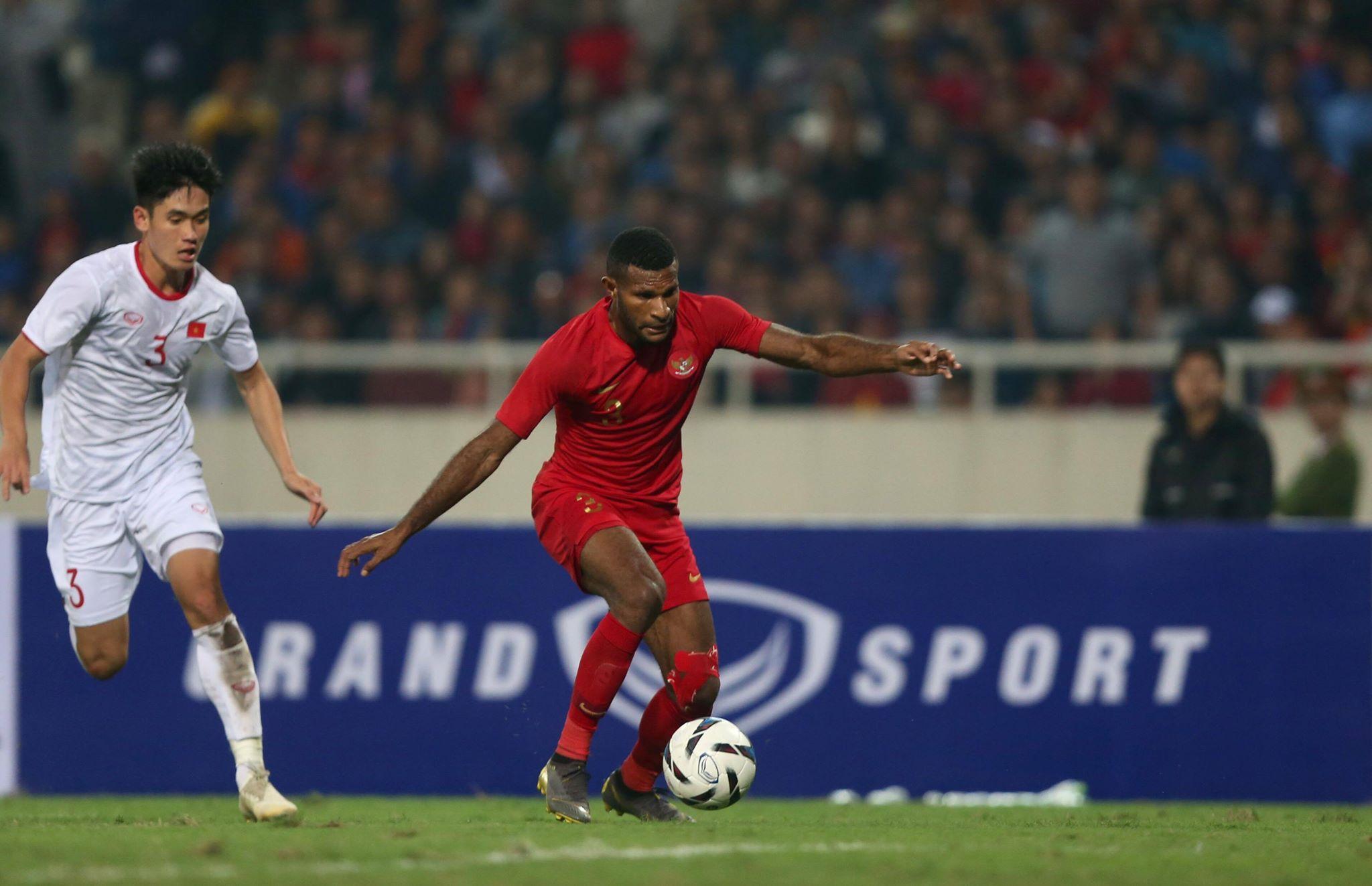 Marinus Wanewar U23 Indonesia AFC U23 Championship 2020 Qualifiers