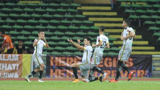 Yashir Pinto, Perak, PKNS, Malaysia Cup, 29/07/2017