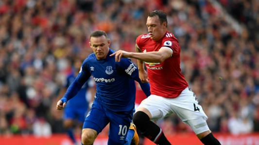 Manchester United Everton Premier League