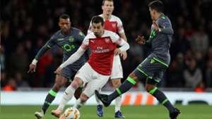 Mkhitaryan Arsenal Sporting