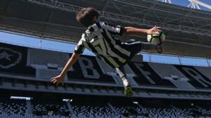 Valentin filho Montillo Botafogo 01 05 2017