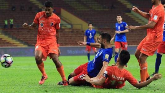 Mohammed Ghaddar, Johor Darul Ta'zim, PKNS, Super League, 24/05/2017