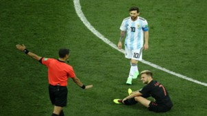 croatia argentina - lionel messi ivan rakitic - world cup - 21062018