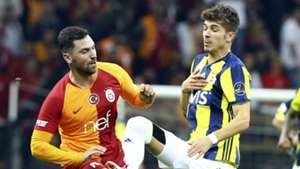 Galatasaray Fenerbahce Roman Neustadter Sinan Gumus 110218