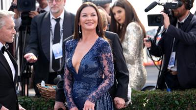 Catherine Zeta-Jones 2019