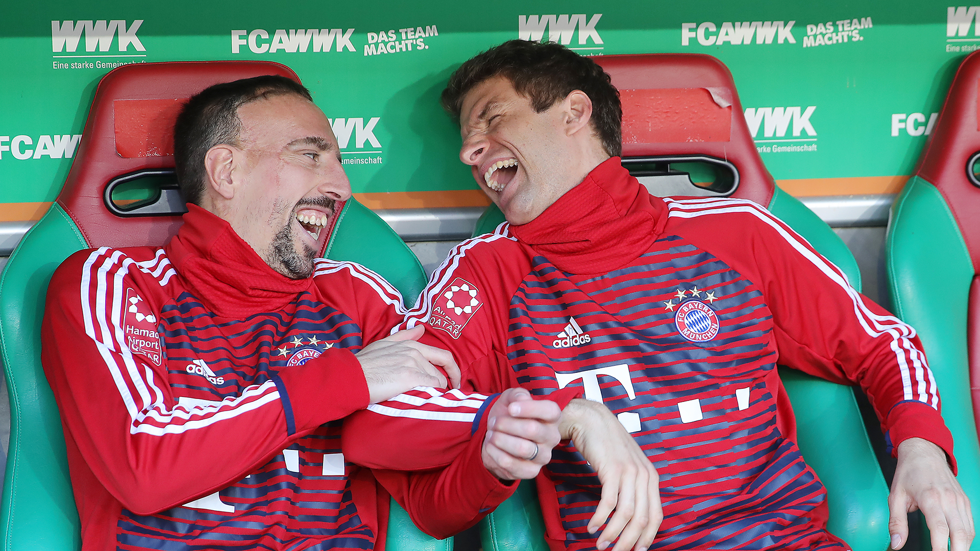 Bayern Munich Clinch 28th Bundesliga Title With 4-1 Win Over Augsburg