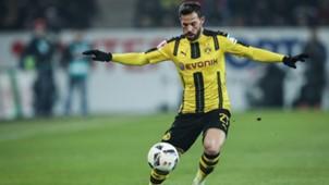 Gonzalo Castro Borussia Dortmund 29012017
