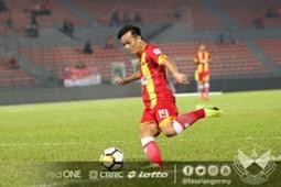 Joseph Kalang Tie, Selangor, Malaysian FA Cup, 04032018