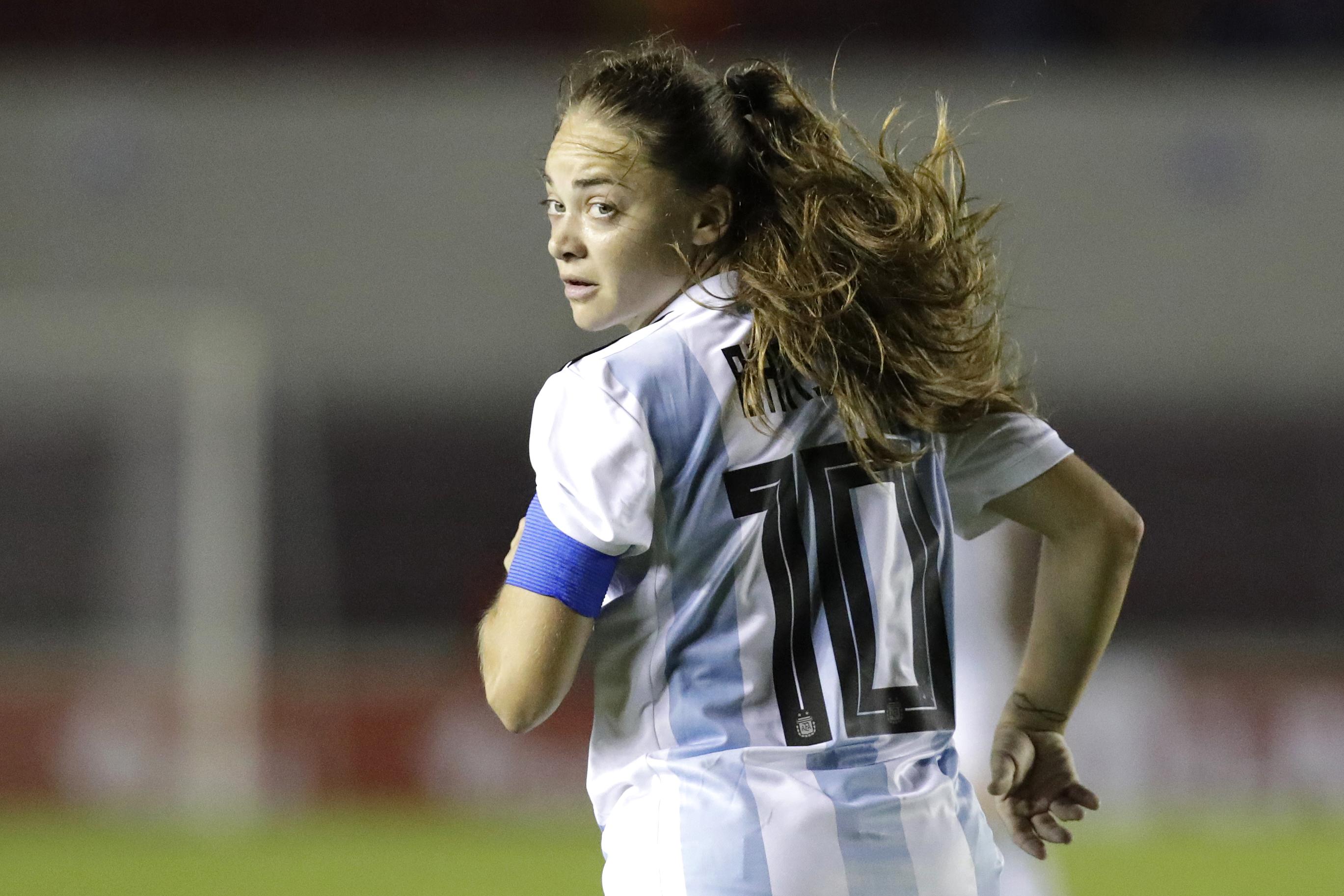 ESTEFANIA BANINI ARGENTINA