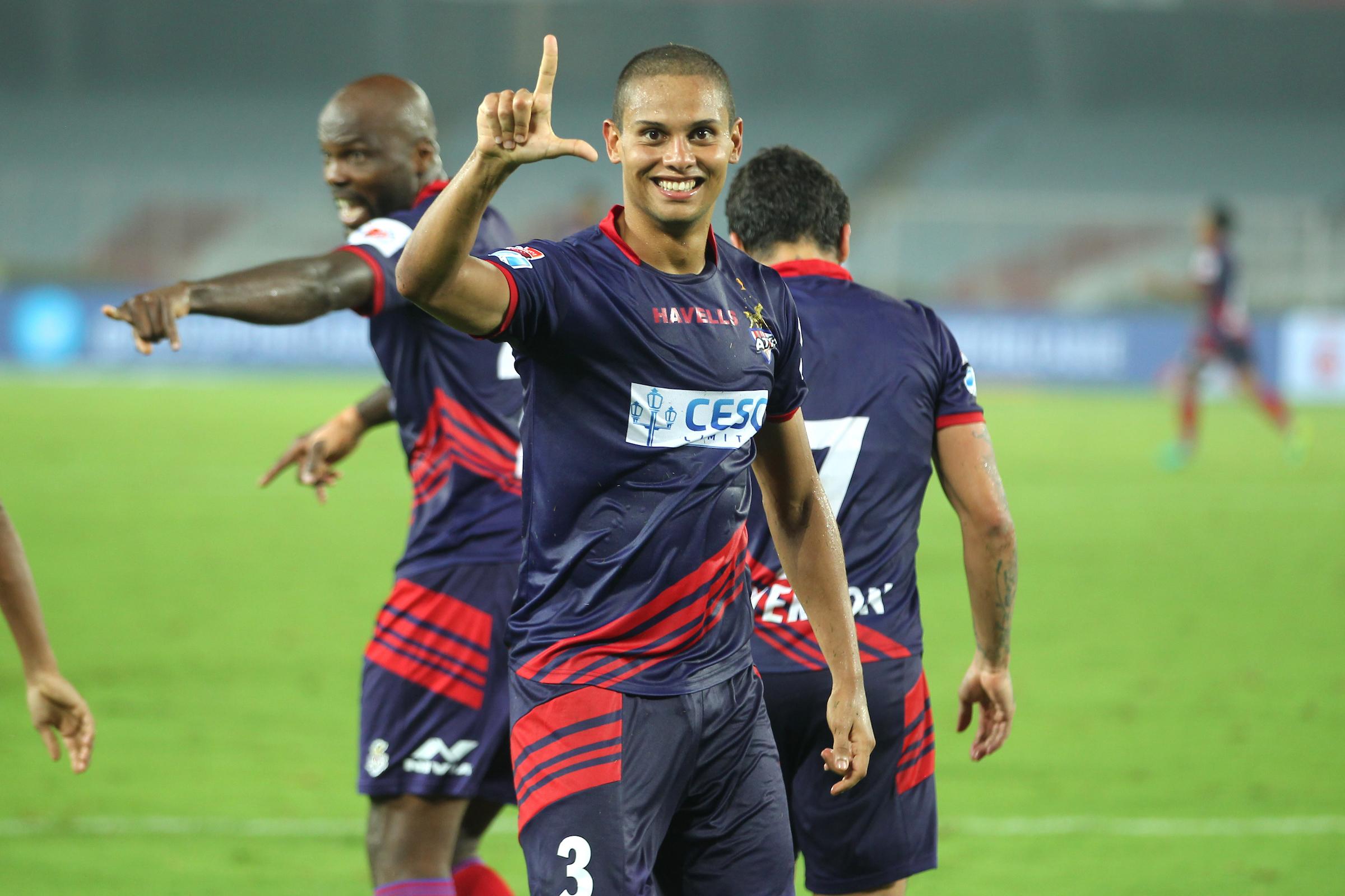 Gerson Vieira ATK FC Pune City