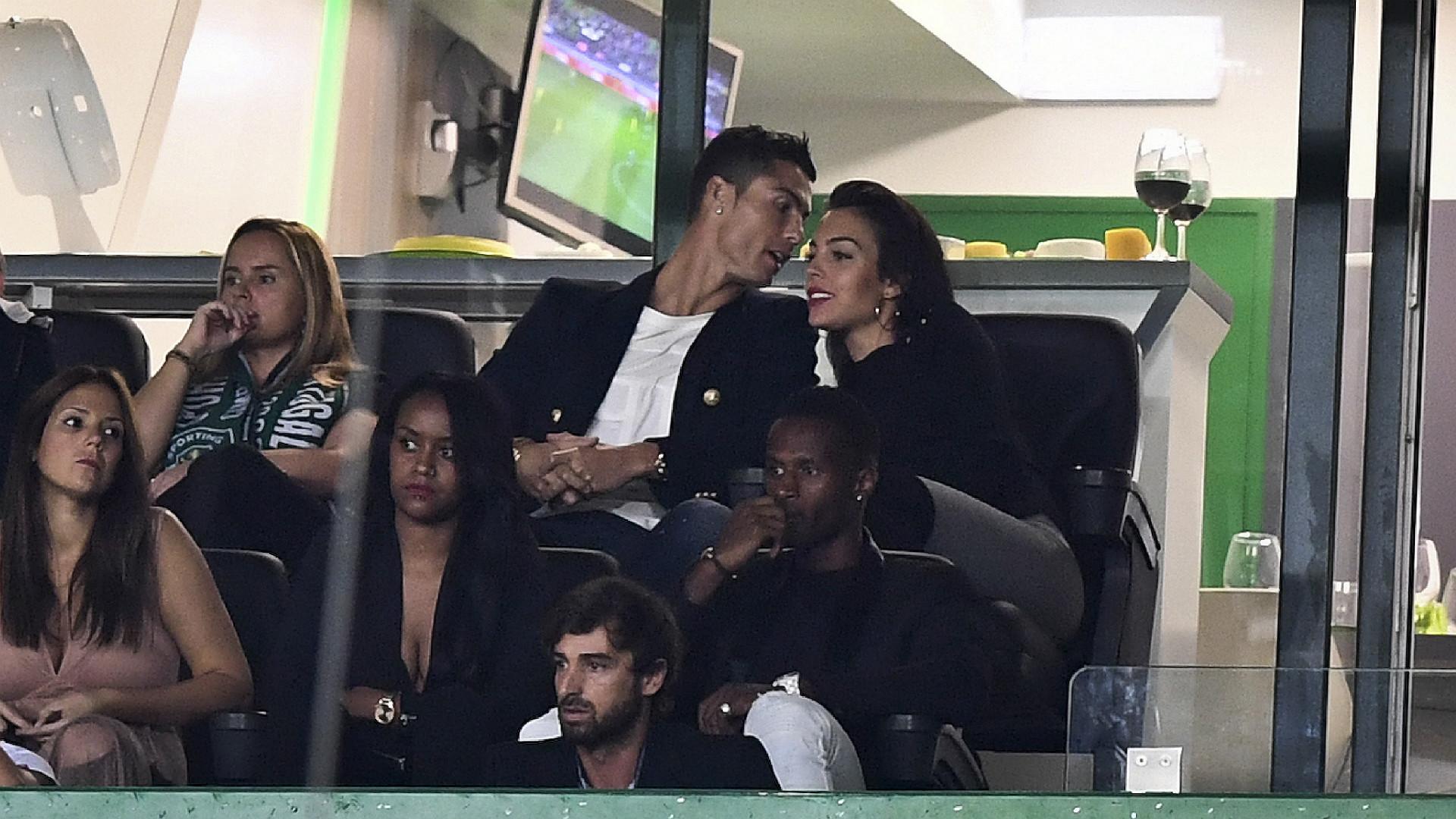 Cristiano Ronaldo y Georgina desatan posibles rumores de boda