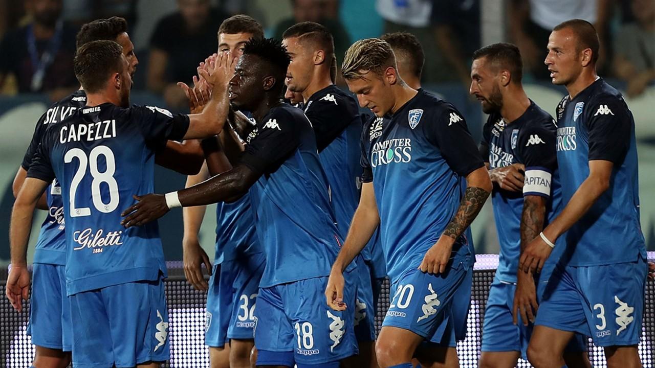 Krunic Empoli Cagliari Serie A