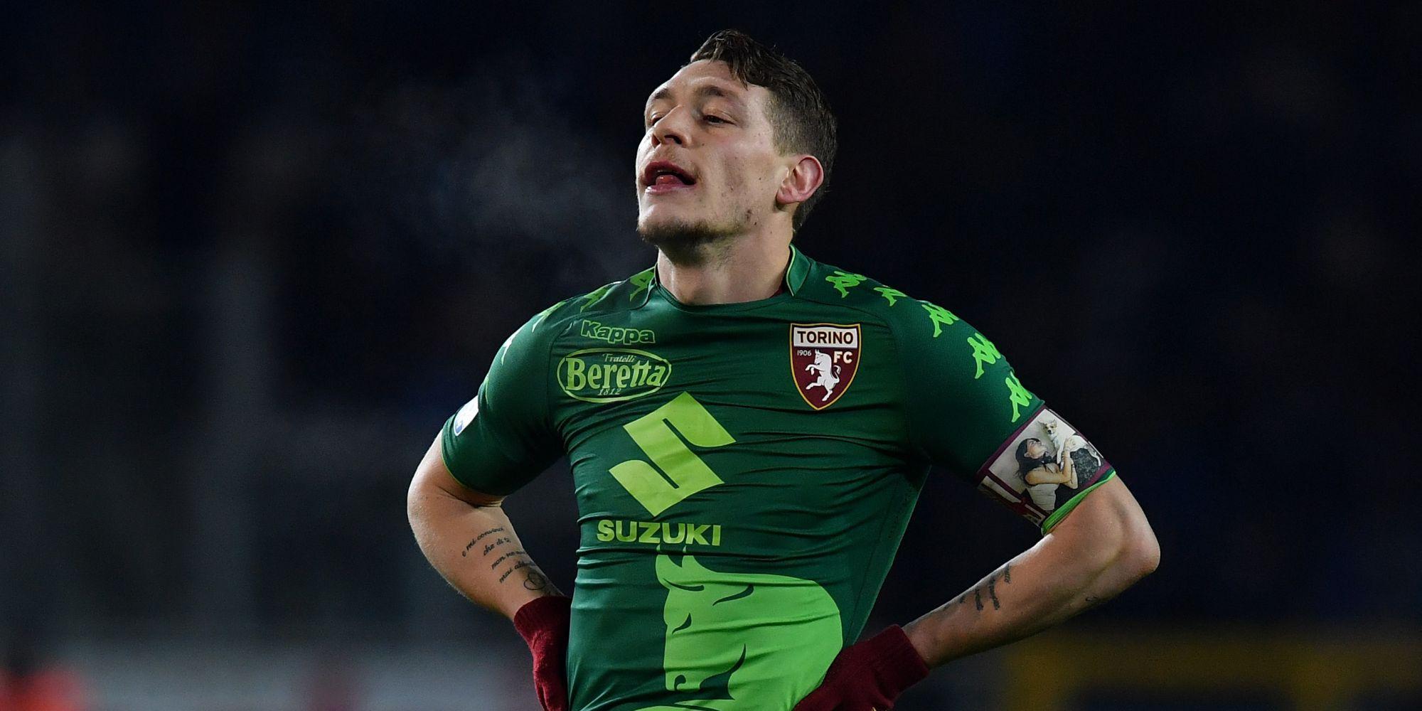 Torino, Belotti lascia l'allenamento in lacrime: nuovo stop per lui
