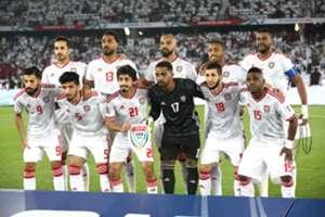 UAE AFC Asian Cup 2019