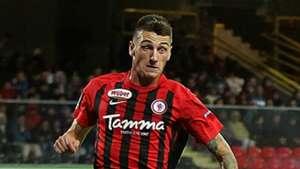 Michele Camporese, Foggia, Serie B, 24102017