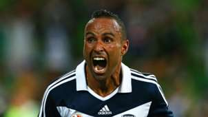 Archie Thompson Melbourne Victory v Western Sydney Wanderers A-League 14012014