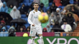 Cristiano Ronaldo Real Madrid Villarreal LaLiga