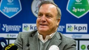 Dick Advocaat, Sparta Rotterdam, Eredivisie 12272017