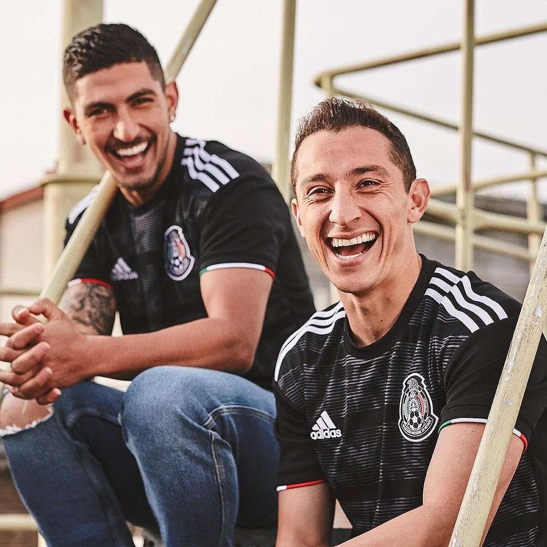 La nueva camiseta de la Selección mexicana para 2019  8b76270bdeca3