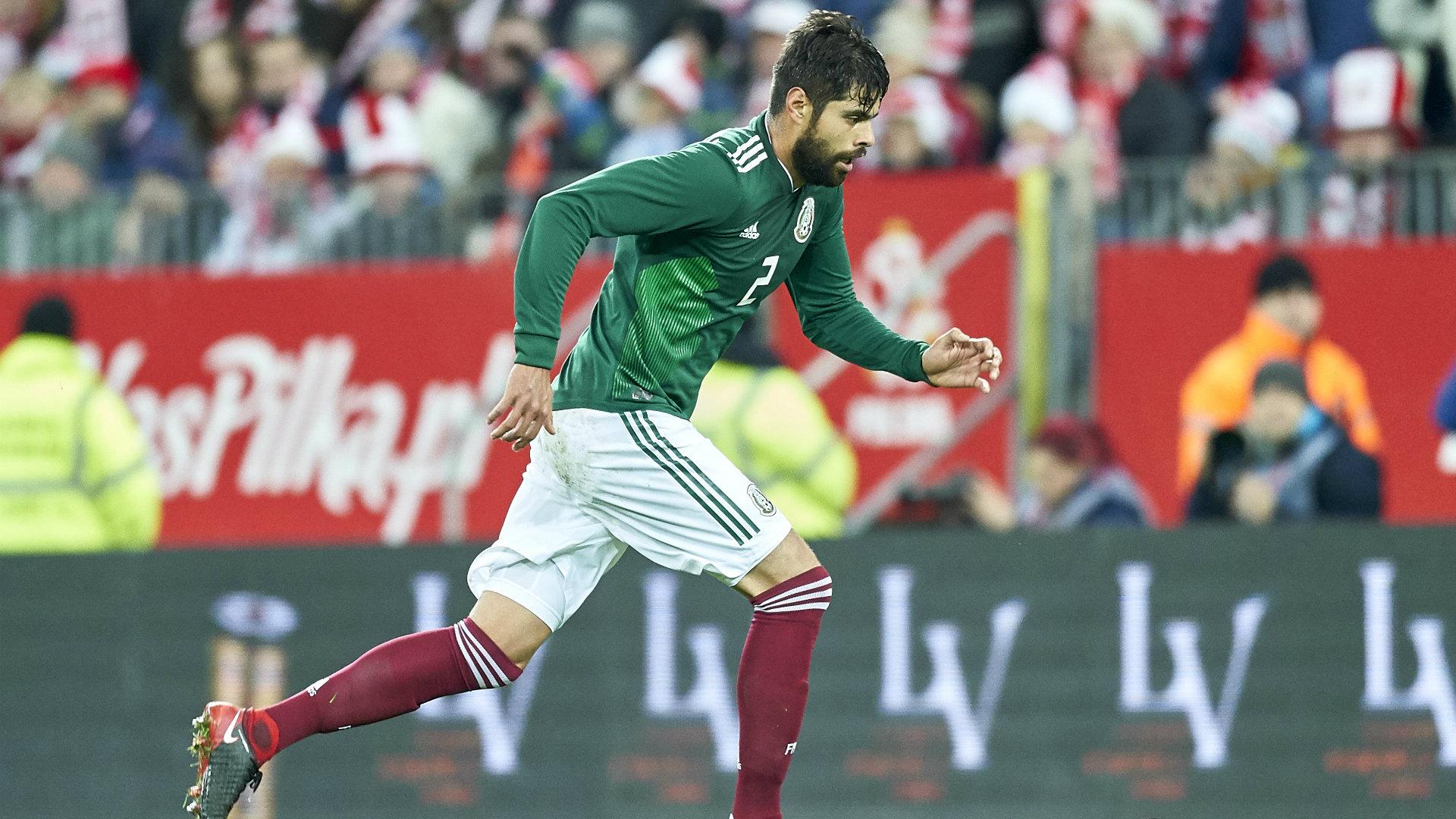 Néstor Araujo Selección Mexicana